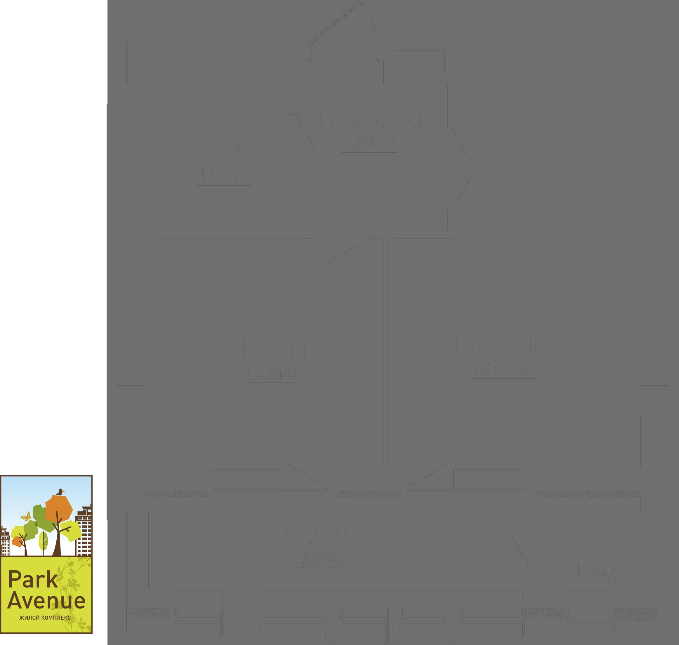 Квартира 123