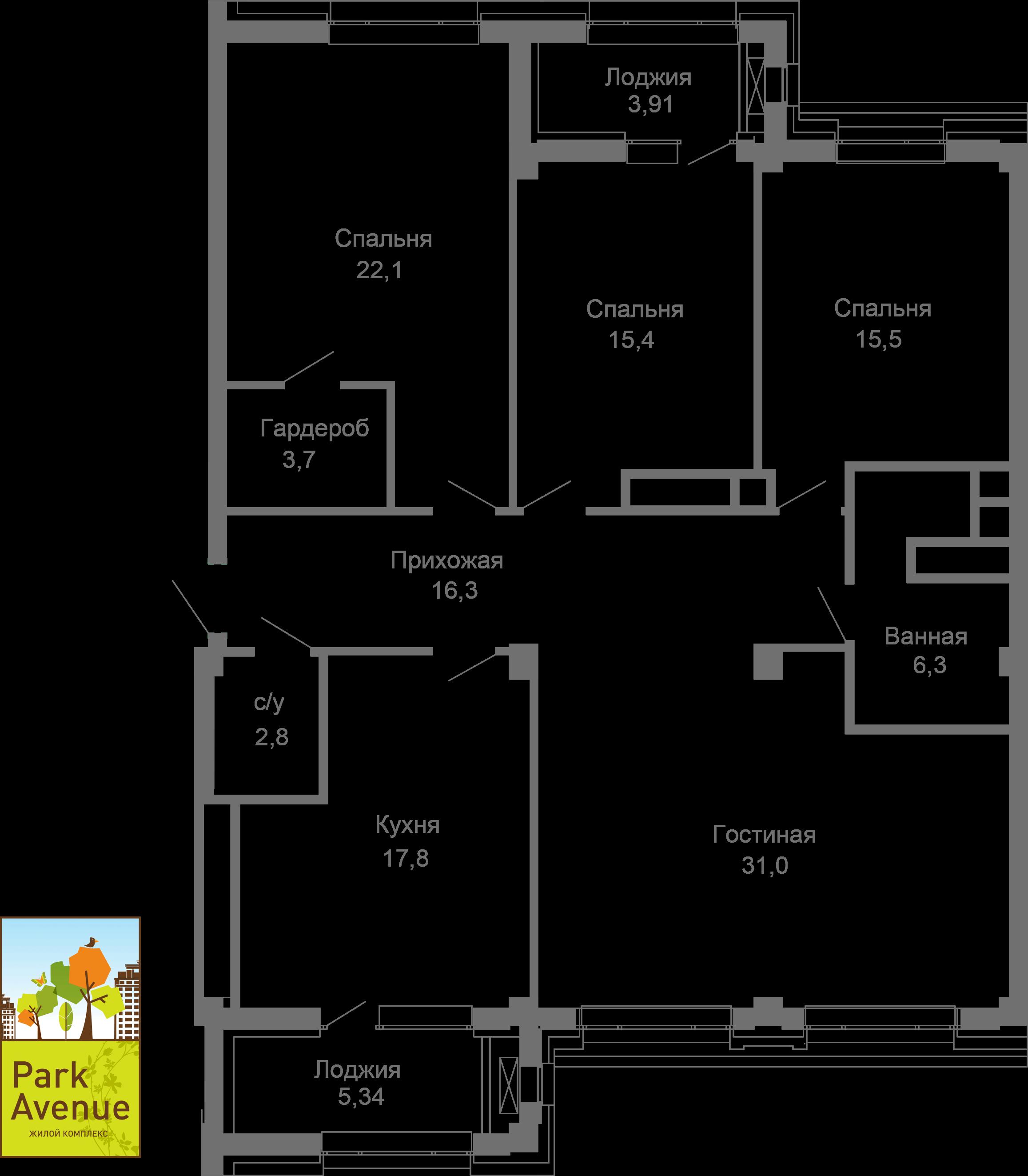 Квартира 70