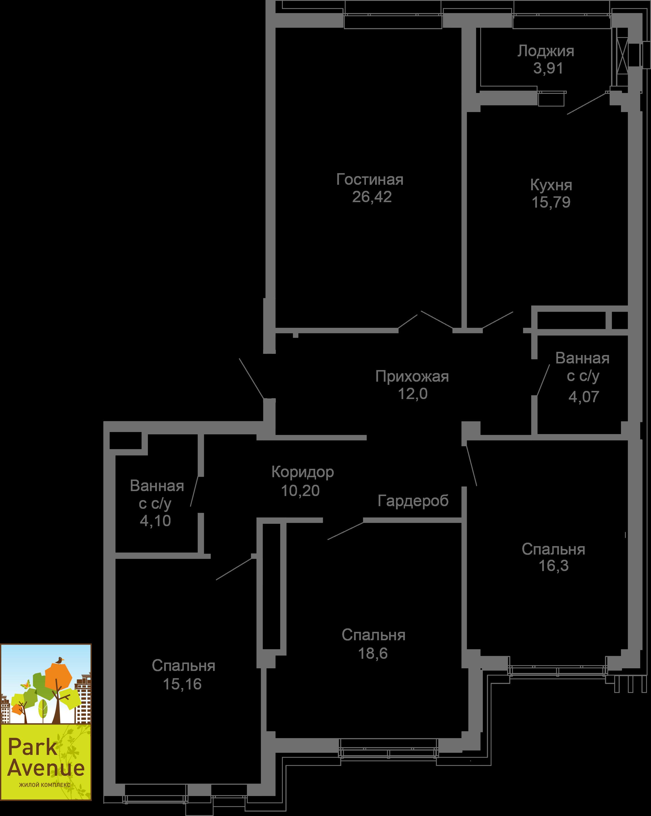 Квартира 32